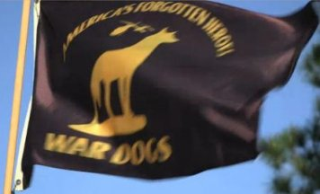 [War Dogs flag]