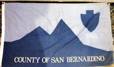 [flag of San Bernadino, California]