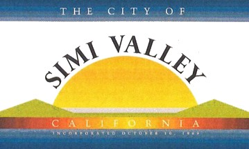 [flag of Simi Valley, California]