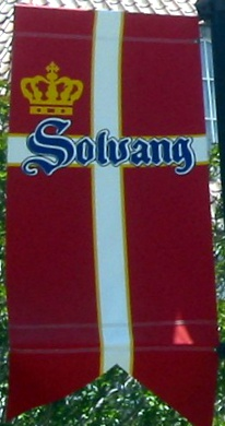 [flag of Solvang, California]