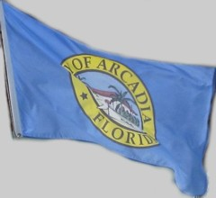 [Flag of Arcadia, Florida]