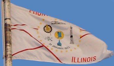 [Marion County, Illinois flag]