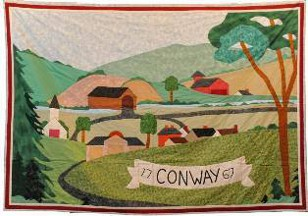 [Flag of Conway, Massachusetts]
