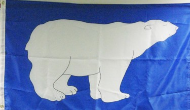 [Flag of White Bear Lake, Minnesota]