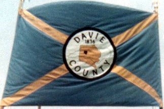 [flag of Davie County, North Carolina]