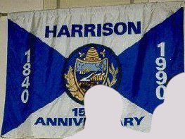[Flag of Harrison, New Jersey]