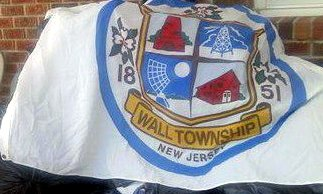 [Flag of Wall Township, New Jersey]