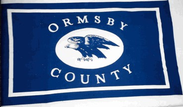 [Flag of Ormsby County, Nevada]