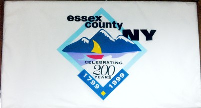 [Flag of Essex County, New York]