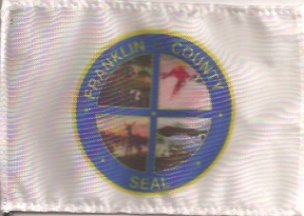 [Flag of the Franklin County, New York]