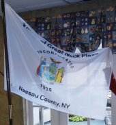 [Flag of Great Neck Plaza Village, North Hempstead, New York]