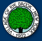 [Flag of Village of Rye Brook, New York]