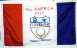[Variant Flag of Cleveland, Ohio]