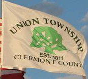 [Flag of Union Township, Ohio]