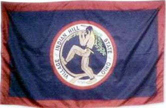 [Flag of Village of Indian Hill, Ohio]