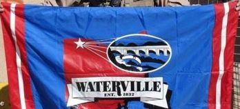 [Flag of Waterville, Ohio]