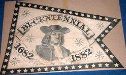 [Bicentennial flag of Pennsylvania]