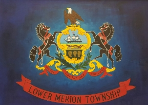[Lower Merion Twp Flag]