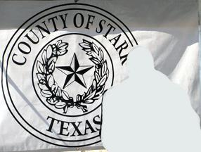 [Flag of Starr County, Texas]