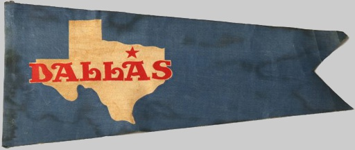 [Old Flag of Dallas]