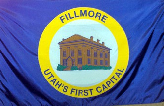 [Flag of Fillmore, Utah]