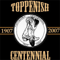 [Centennial Flag of Toppenish, Washington]