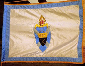 [Episcopal Diocese of Connecticut flag]
