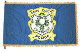 CT State Police patch