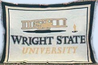 [Flag of Wright State University, Ohio]