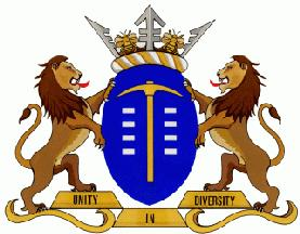 [Coat of Arms of Gauteng]
