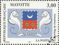 [Arms of Mayotte]